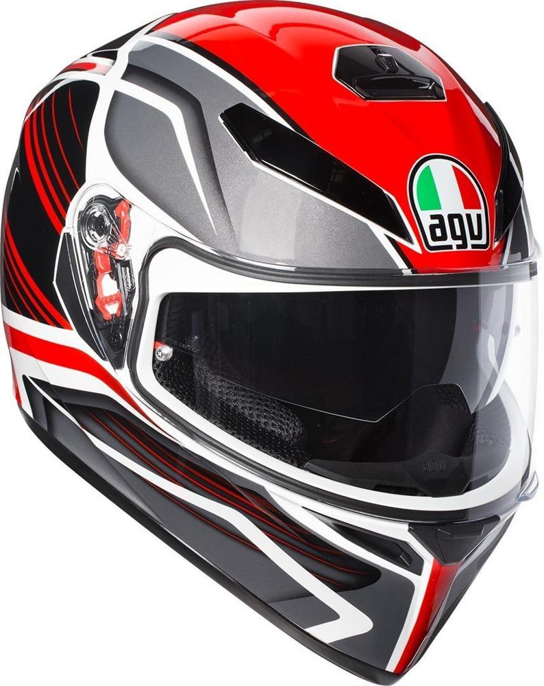 Motorcycle Helmet Brands >> Motorcycle Helmet Agv K 3 Sv Proton