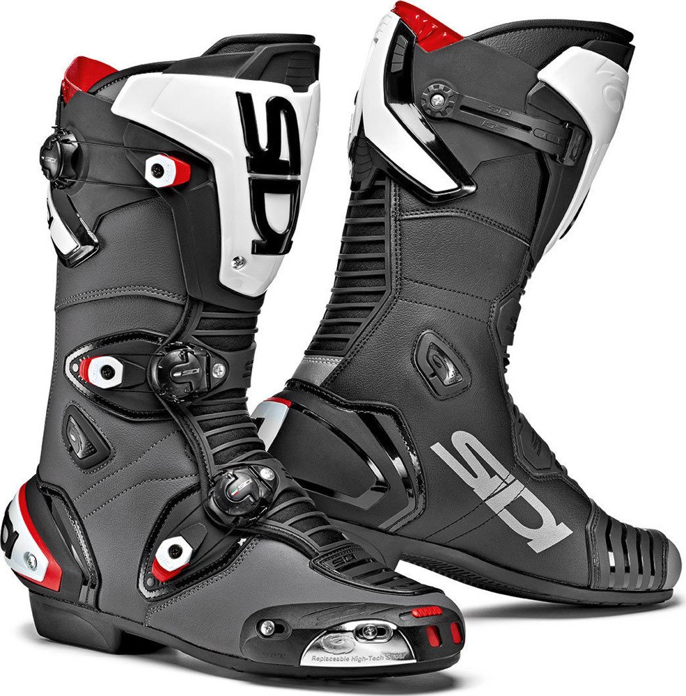 Motorcycle Sports Race Boots SIDI MAG 1
