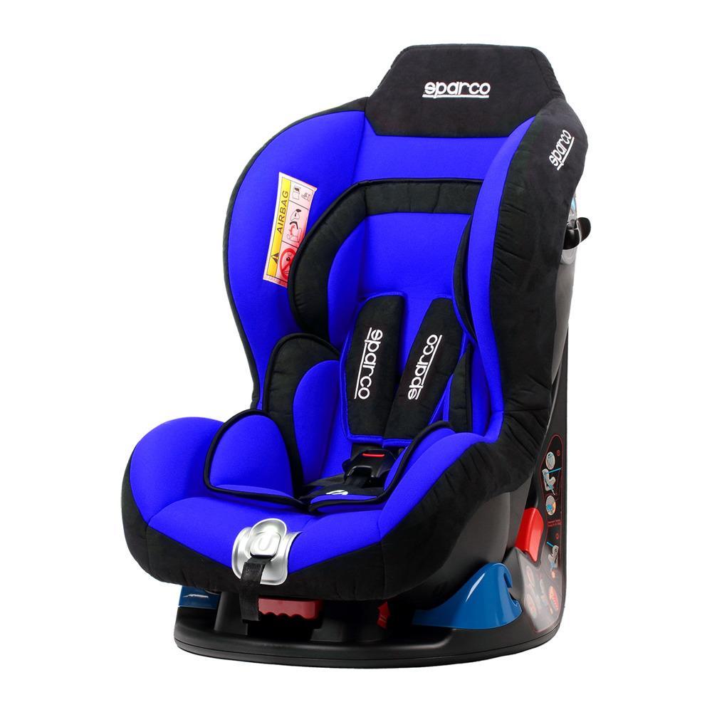 Sparco F5000k Child Seat Blue 0 18 Kg Racing Karting