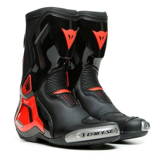 Motorcycle Sports Boots DAINESE TORQUE 3 OUT black/red