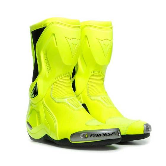 Motorcycle Sports Boots DAINESE TORQUE 3 OUT yellow