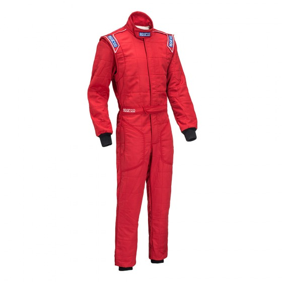 Sparco Race Suit SPRINT RS-2 red (FIA Approved)